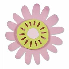 NEW - Sizzix Thinlits Die Set 5PK - Hello Flower