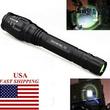 From USA Tactical CREE XM-L T6 LED 5Modes 4000LM 18650battery Torch Flashlight