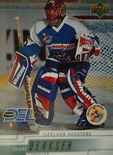 108 Duane Derksen Iserlohn Roosters DEL 2000-01