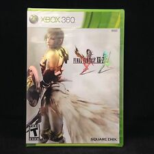 Final Fantasy XIII-2 (Microsoft Xbox 360, 2012) BRAND NEW
