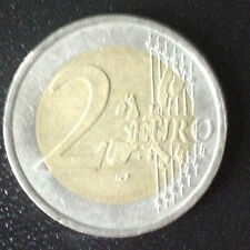 Republik France 2002 Euro $2 coin