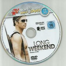 Long Weekend / TV Movie-Edition 18/10 / DVD-ohne Cover