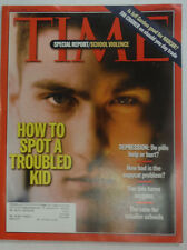 Time Magazine How To Spot A Trouble Kid May 1999 WITH ML 042015R