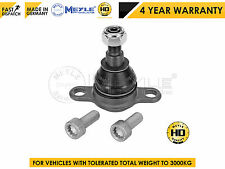 FOR TRANSPORTER T5 FRONT LOWER SUSPENSION ARM BALL JOINT HD 3000kg  - LOAD
