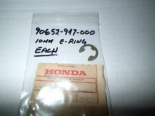 "1975 HONDA ""KICK- N- GO""  ORIGINAL- RING I , PART #90652-947-000"