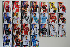 ALL 25 Star Players - Panini Adrenalyn XL Champions League 2012/13