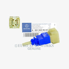 Mercedes-Benz Brake Stop Light Switch (6-pin spade connector) Genuine OE