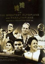 NEW - The 100 Greatest Olympians and Paralympians by Callow, Nick