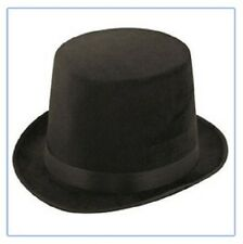 Black Top Hat NEW!!! - Fancy Dress, Magician, Victorian, Ringmaster