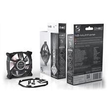 Noiseblocker NB-Multiframe M8-P 80x80x25mm Low Noise PWM Fan, 2000rpm, 17.5 dBA