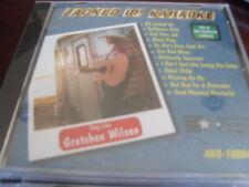 AMERICAN KARAOKE SUPPLY AKS-10004 GRETCHEN WILSON JACKED UP KARAOKE CD+G SEALED