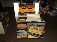 HORNBY STEPHENSON ROCKET COACH G104 LIVE STEAM ENGINE LOCO MINT UNUSED  no6