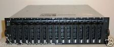 Dell PowerVault MD1000  15 X 450GB 15k SAS HD, Dual Controller & Dual P/S