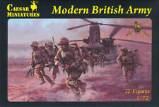 Caesar Miniatures 1/72 060 Modern British Army Infantry