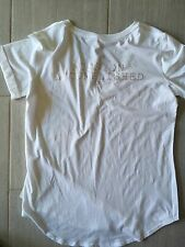 Lululemon Sunset Festival Mission Accomplished Seawheeze Love Tee Size 10 NWT