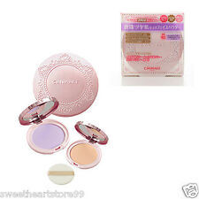 Japan CANMAKE Transparent Finish Face Powder Pearl Lavender SPF41 PA++ F318