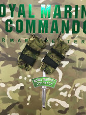 DAMTOYS Royal Marines Commando MTP Cold Weather Gloves loose 1/6th scale