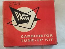 vintage pacco carb tune up kit e-224 261 Chevy 261 6 Pass 50-66 truck 50-60