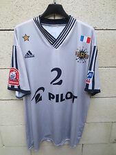 Maillot PARIS VOLLEY porté n°2 GIRARDON Champion's League 2004 CEV shirt maglia