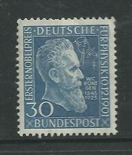 WEST GERMANY # 686 MLH NOBEL PRIZE FOR PHYSICS (3811)