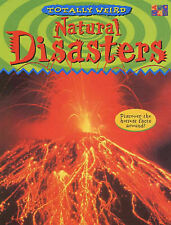 "Natural Disasters (Totally Weird) S. Fletcher, Clare Oliver ""AS NEW"" Book"