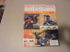 2002 MOTORCYCLE BUYERS GUIDE,HUNDREDS OF BIKE PRICES,SPECS,PICS,AND MORE,RACING