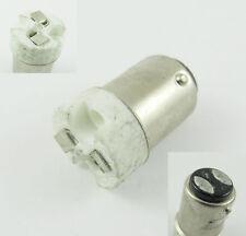 BA15D to MR16 Socket Base LED Halogen CFL Light Bulb Lamp Adapter Converter New