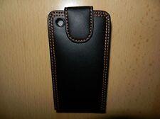 Tasche Apple Iphone 1 2G Ledertasche Tasche Leder Etui Flip Magnete Schutz Hülle