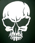 high detail airbrush stencil skull 83 FREE UK POSTAGE
