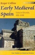 Early Medieval Spain: Unity in Diversity, 400-1000 by Collins, Roger