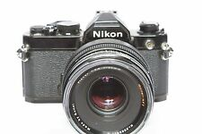 Carl Zeiss Planar 80mm 2.8 lens with Nikon mount