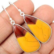 Mookaite 925 Sterling Silver Earrings Jewelry SE128255