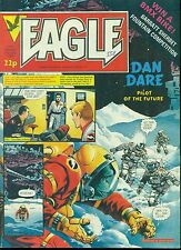 EAGLE weekly British comic book July 2 1983 VG+ Action Force back cover ad