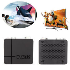 Top HD 1080P Digital DVB-T2 TV Set-top Box Terrestrial Receiver USB TV HDTV ED