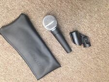 Used Shure SM58 Vocal Mic