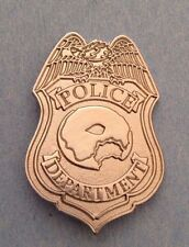 PD POLICE JELLY DONUT PIN  GAG GIFT