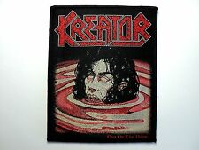 KREATOR    WOVEN  PATCH