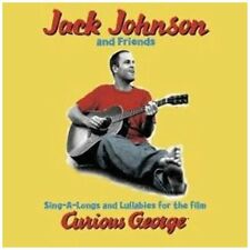 Jack Johnson and Friends : Curious George CD (2006)