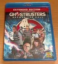 Ghostbusters Answer The Call Bluray disc/case/cover only-no digital- 2016 PV