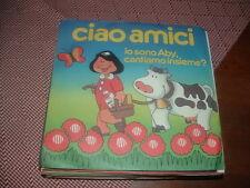 """"""" CIAO AMICI - LA STORIA DI ABY """"  ABIT PUBBLICITA'  ITALY'7?"""