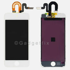 USA White LCD Display + Touch Digitizer Screen Assembly for ipod touch 5 5th Gen