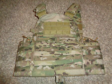 AWS Inc. Operator's Choice Plate Carrier * OCP Camo * SMALL * DEVGRU SEAL CAG SF