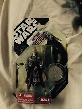 STAR WARS Hasbro 30th Anniversary Pre-Cyborg Grievous #36 w/Silver Coin 2007