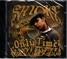 Only Time Will Tell - Smoke CD