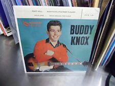 Buddy Knox Party Doll EP 45 RPM Roulette VG+ Rockabilly