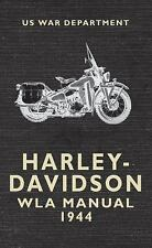 The Harley Davidson Manual 1944, , , Very Good, 2015-02-19,