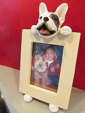 FRENCH BULL DOG ~ PICTURE FRAME  #15-65