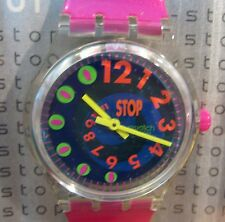 LIMITED EDITION - 1993 ANDALE SWATCH STOP WATCH - SSK105 - NEW - RARE!