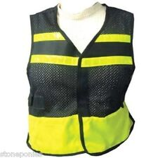 Reflective Safety Vest Horse Riding Equine Light Weight Joggers Walkers Bikers