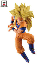 Dragon Ball SCultures Big Figure Super Saiyan 3 Goku SS3 Tenkaichi 6 Banpresto